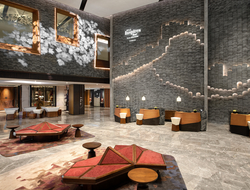 Wilson Associates designs Renaissance Xi'an Hotel in China.