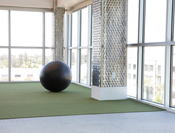 The six surfaces utilize vulcanized composition rubber to create durable and ergonomic floors.