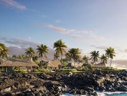 Kona Village, A Rosewood Resort to open in Hawai'i in 2022.