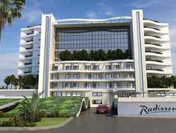 Radisson Larnaca Beach Resort