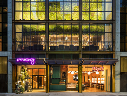 Moxy NYC Chelsea opened as a 35-story property in New York City.