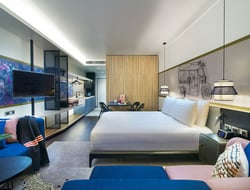 A new hotel concept – called Shama Hub – will first appear in Haikou and Changchun in China.