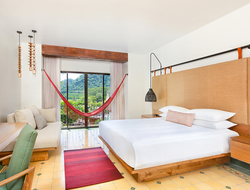 Two Marriott hotels in Costa Rica underwent renovations consisting of 500 rooms inspired by the Costa Rican coffee culture and beach vibes.