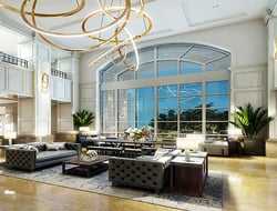 The Ballantyne, A Luxury Collection Hotel, Charlotte marks 17th anniversary with transformation by BLUR Workshop.