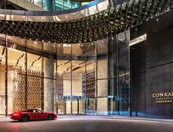Conrad Hotels & Resorts debuts in Hangzhou, China.