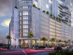 100 Las Olas to open as tallest building in downtown Fort Lauderdale in 2020.