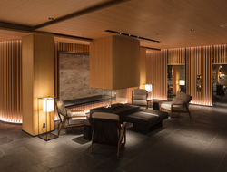 Wilson Associates debuts condominium-hotel ski resort in Hirafu, Japan.