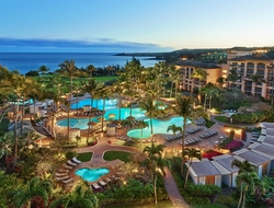 Previous to joining the team at The Ritz-Carlton, Kapalua, Kucherer spent the past 12 years at the JW Marriott Starr Pass Resort & Spa in Tucson, Ariz.