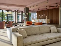 Wave Resort opens in Jersey Shore.