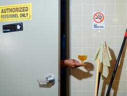 Janitor's Closet opens as a speakeasy inside FieldHouse Jones.