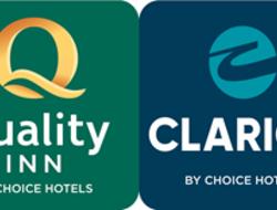 NEw logos for Sleep Inn, Quality Inn, Clarion and MainStay Suites