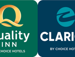 NEw logos for Sleep Inn, Quality Inn, Clarion and MainStay Suites