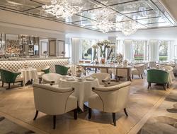 JW Marriott Grosvenor House London transformed by HBA, GA Design.