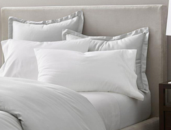 Gryphon launched beddings made with 100% Supima cotton and woven for a silky feel.