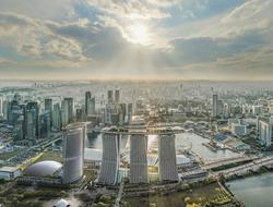 Las Vegas Sands to expand Marina Bay Sands Integrated Resort.