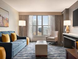 J. Kattman Associates renovates Homewood Suites by Hilton Convention Center Pike Street.
