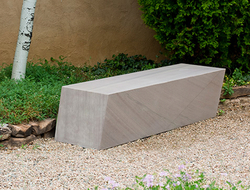 For Quad, Stone Forest played with various geometric forms and settled on the parallelogram for its simple shape.