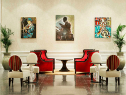 Paradigm Design Group renovates Roosevelt hotel in New Orleans.