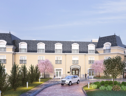 Mirbeau Inn & Spa Rhinebeck eyes early autumn opening.