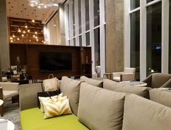 Homewood Suites Silao Lobby