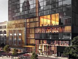 Four Seasons Hotel Montreal eyes June 1 opening.
