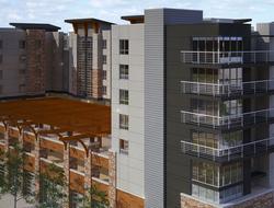 LK Architecture designs Archer Hotel Redmond.