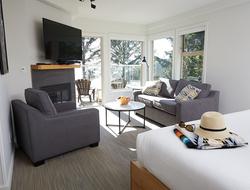 Tofino's Pacific Sands Beach Resort renovates beachfront lodge suites.