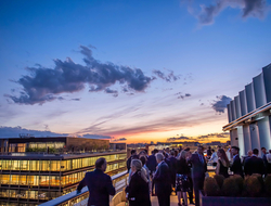 Summit the Rooftop at Conrad debuts in Washington, DC.