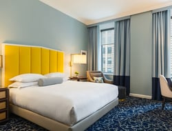 The Gettys Group renovates Kimpton Hotel Monaco Chicago.