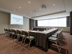 Broadway Malyan renovates Ramada Lisbon's meeting rooms.