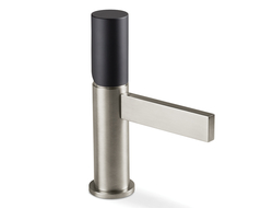 California Faucets expanded its Bel Canto single-hole lavatory faucet collection with the E3 cylinder handle.