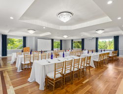 Bigtime Design Studios renovates event spaces of Seven Hills.