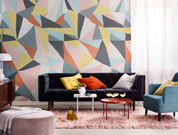 Nostalgia Anew is a new wallpaper collection from Rebel Walls.