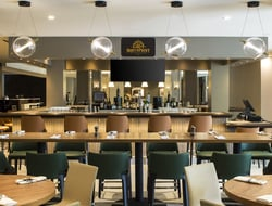 Sheraton Fisherman's Wharf completed its $30 million redesign that included a reconfigured lobby and bar, upgrades to all 531 guestrooms and suites, and the addition of a Sheraton Club Lounge.