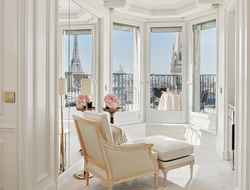 Pierre-Yves Rochon designs two new suites at Four Seasons Hotel George V, Paris.