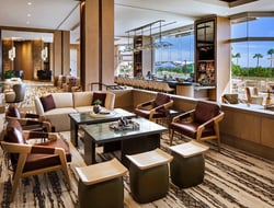 Parker-Torres Design inspired by Sonoran Desert in renovation of lobby of The Phoenician Scottsdale Resort.