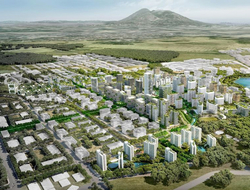 Broadway Malyan masterplans 288-hectare New Clark City in the Philippines.