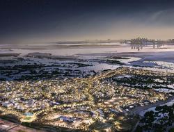 Broadway Malyan masterplans Jubail island sustainable 'village' in Abu Dhabi.