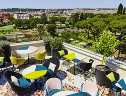 Doors reopen at Sofitel Rome Villa Borghese in Italy.