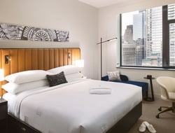 Gettys Group and Samuelson Furniture collaborate for Hotel Julian.