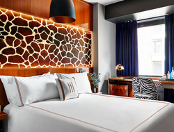 Hotel Hendricks debuts in Midtown Manhattan.