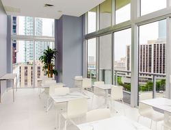 W Miami unveils new WET Deck Café.