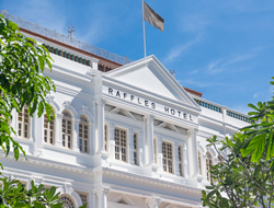 Alexandra Champalimaud leads Raffles Singapore restoration.