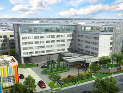 Aerospace and tech industries inspire AC Hotel Los Angeles South Bay.