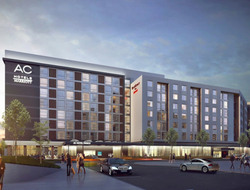 AC Hotel by Marriott/Residence Inn by Marriott Dallas Frisco