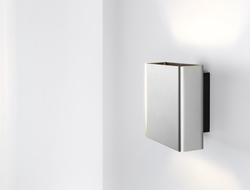 Split's asymmetrical design makes it ideal for areas that would benefit from atmospheric lighting, including commercial, residential and hospitality applications.