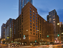 Embassy Suites by Hilton Chicago Downtown exterior