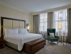 JW Marriott Chicago to complete guestroom redesign in 2020.