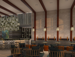 Renaissance New York Chelsea Hotel to open new restaurant this Fall.