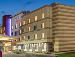 The Fairfield Inn & Suites Columbus will operate as a Marriott franchise, owned by AGS Columbus and managed by HP Hotels of Alpharetta, Ga.